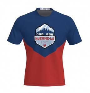 Bilde av Hjemme-LS T-skjorte med